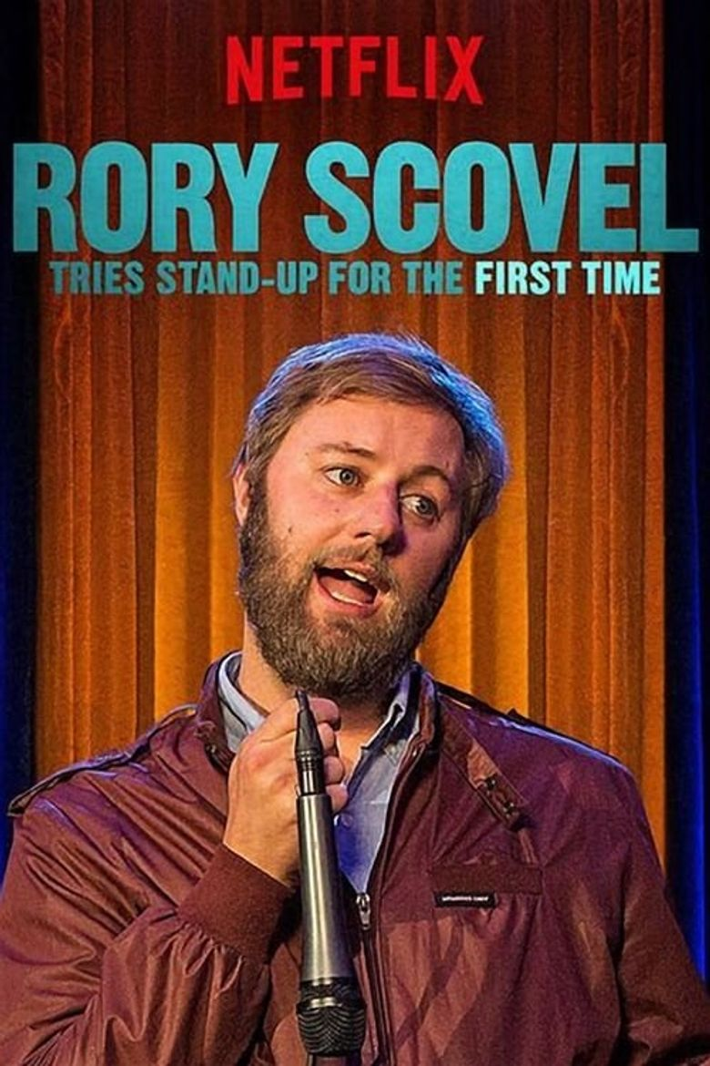 Rory Scovel Tries Stand-Up for the First Time Poster