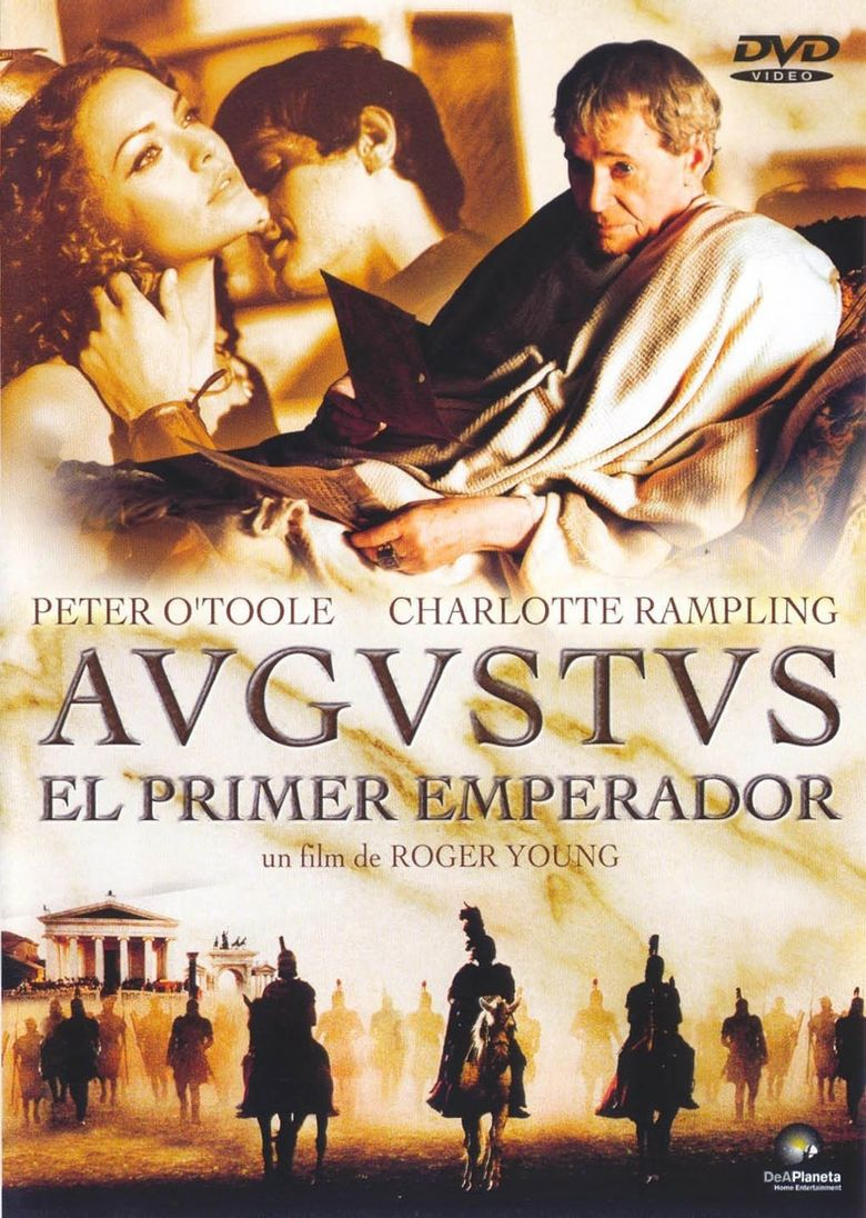 Augustus: The First Emperor Poster