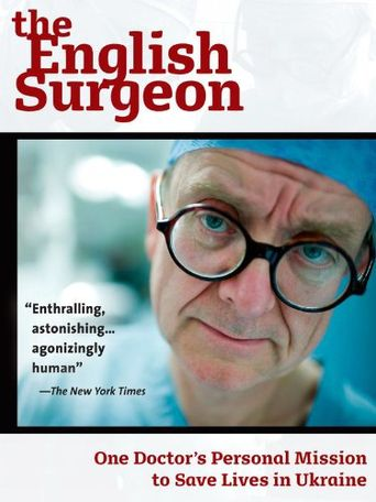 The English Surgeon Poster