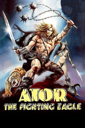 Ator, the Fighting Eagle Poster