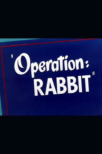 Operation: Rabbit Poster