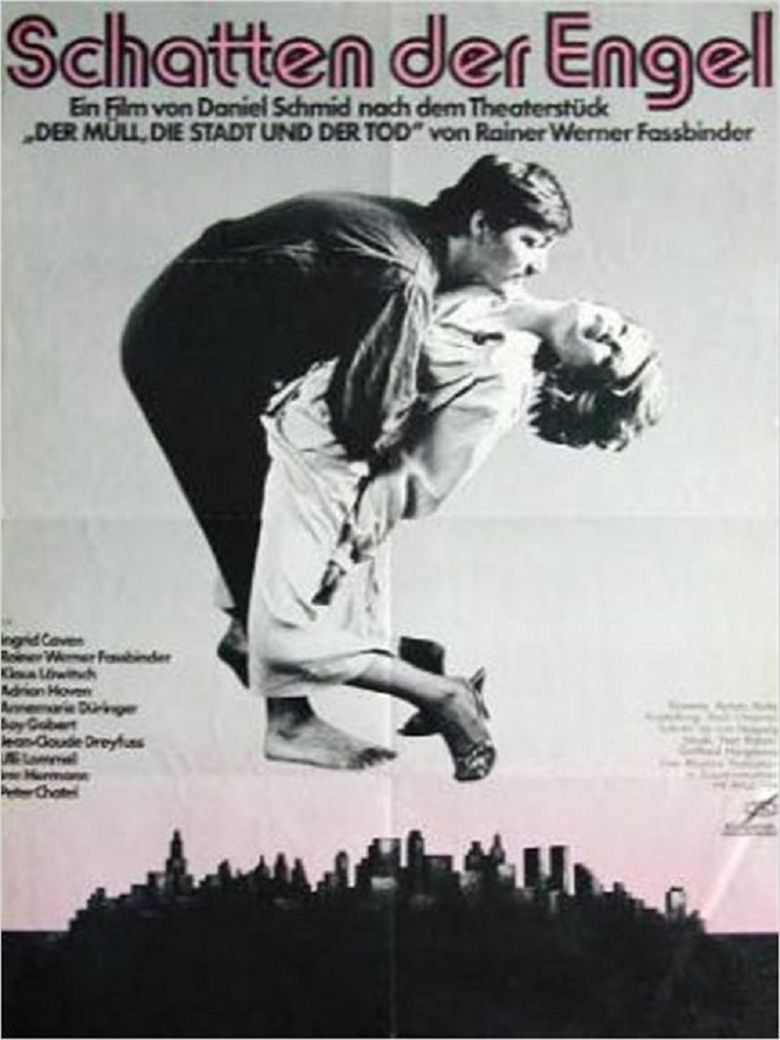 Shadow of Angels Poster