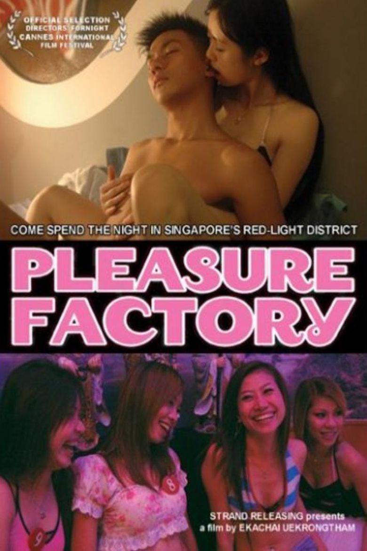 Pleasure Factory Poster