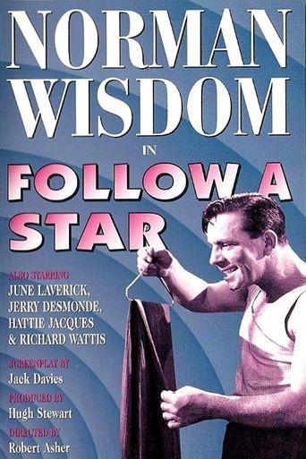Follow a Star Poster
