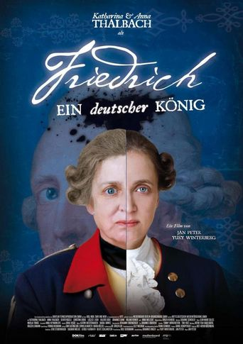 Friedrich - Ein deutscher König Poster