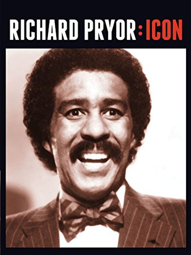 Richard Pryor: Icon Poster