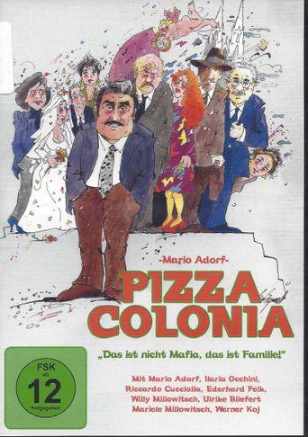 Pizza Colonia Poster