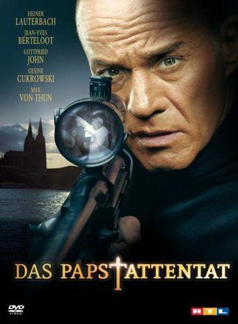 Das Papstattentat Poster