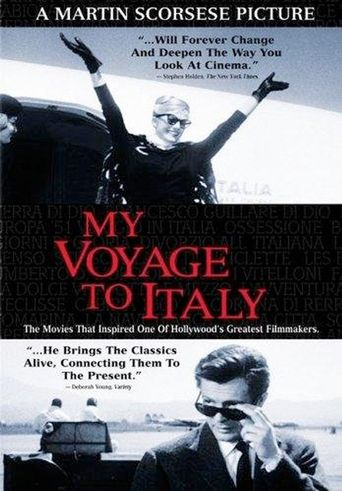 My Voyage to Italy Poster