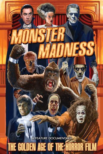 Monster Madness: The Golden Age of the Horror Film Poster