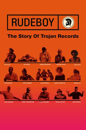 Rudeboy: The Story of Trojan Records Poster