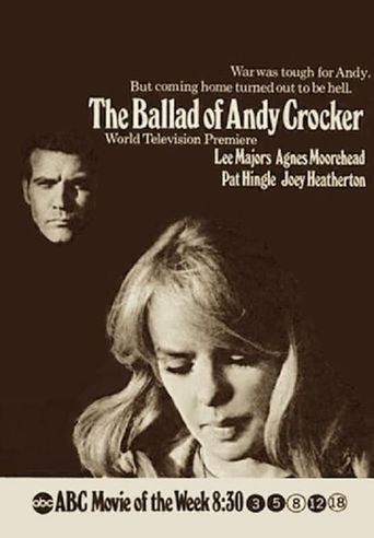 The Ballad of Andy Crocker Poster