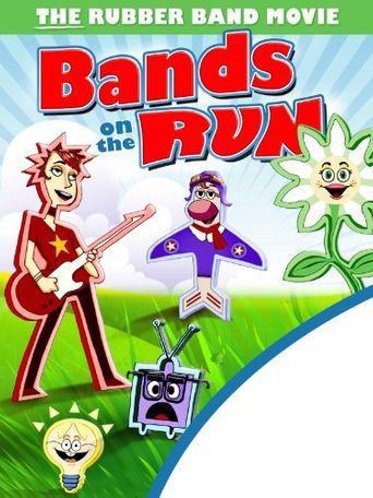 Bands on the Run Poster