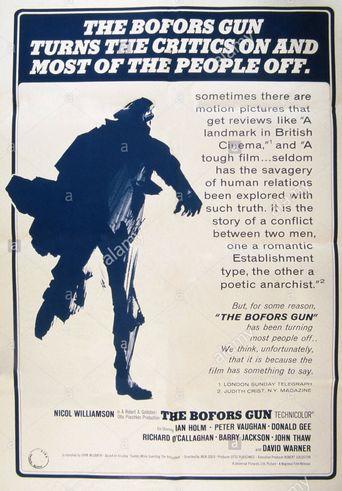 The Bofors Gun Poster
