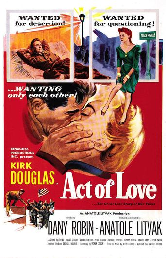 Act of Love Poster