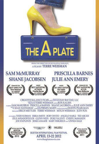 The Dealer Plate Poster