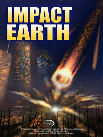 Impact Earth Poster
