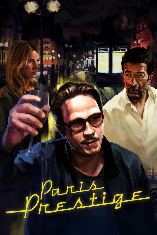 Paris Prestige Poster