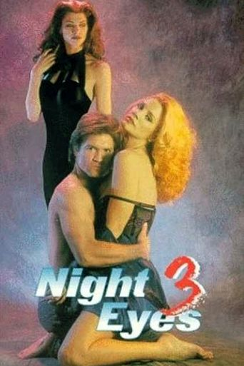 Night Eyes Three Poster