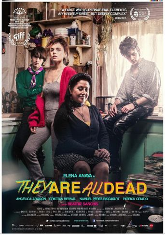 They Are All Dead Poster