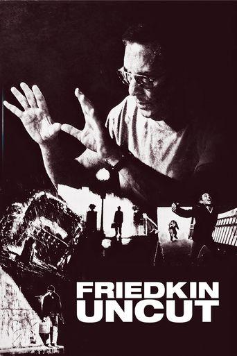Friedkin Uncut Poster