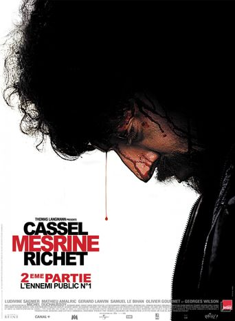 Watch Mesrine: Public Enemy #1