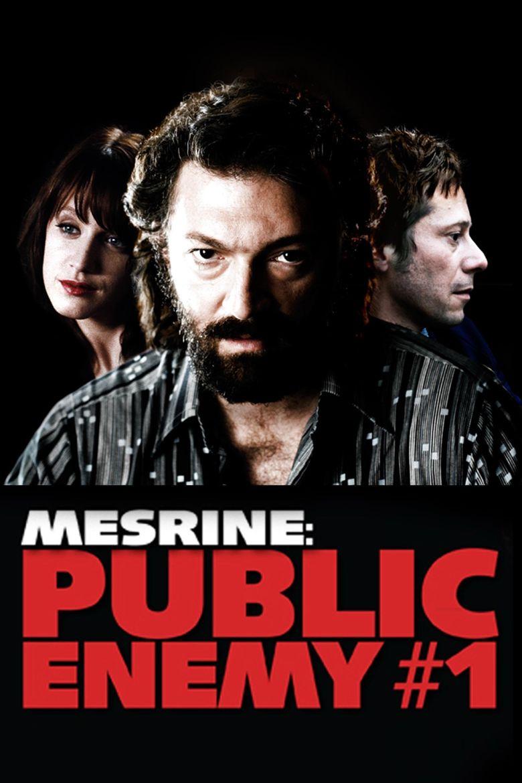 Mesrine: Public Enemy #1 Poster