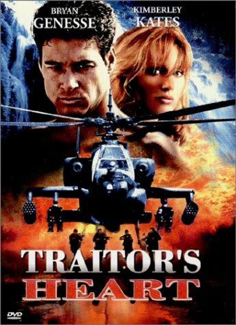 Traitor's Heart Poster