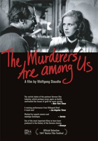 Murderers Among Us Poster