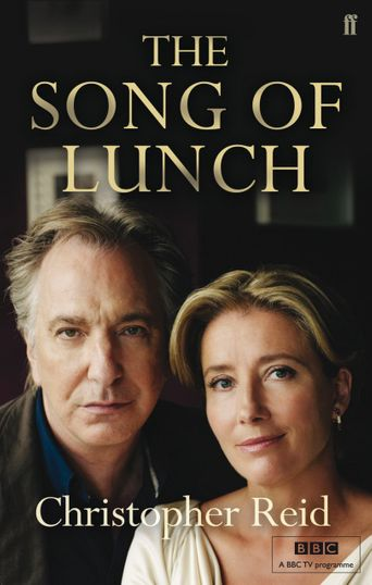 The Song of Lunch Poster