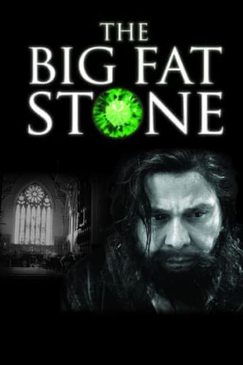The Big Fat Stone Poster