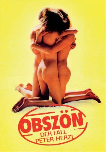 Obszön – Der Fall Peter Herzl Poster
