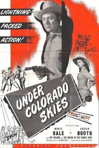 Under Colorado Skies Poster
