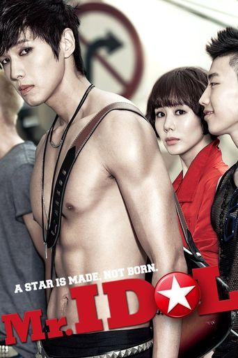 Mr. Idol Poster