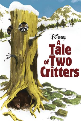 A Tale of Two Critters Poster
