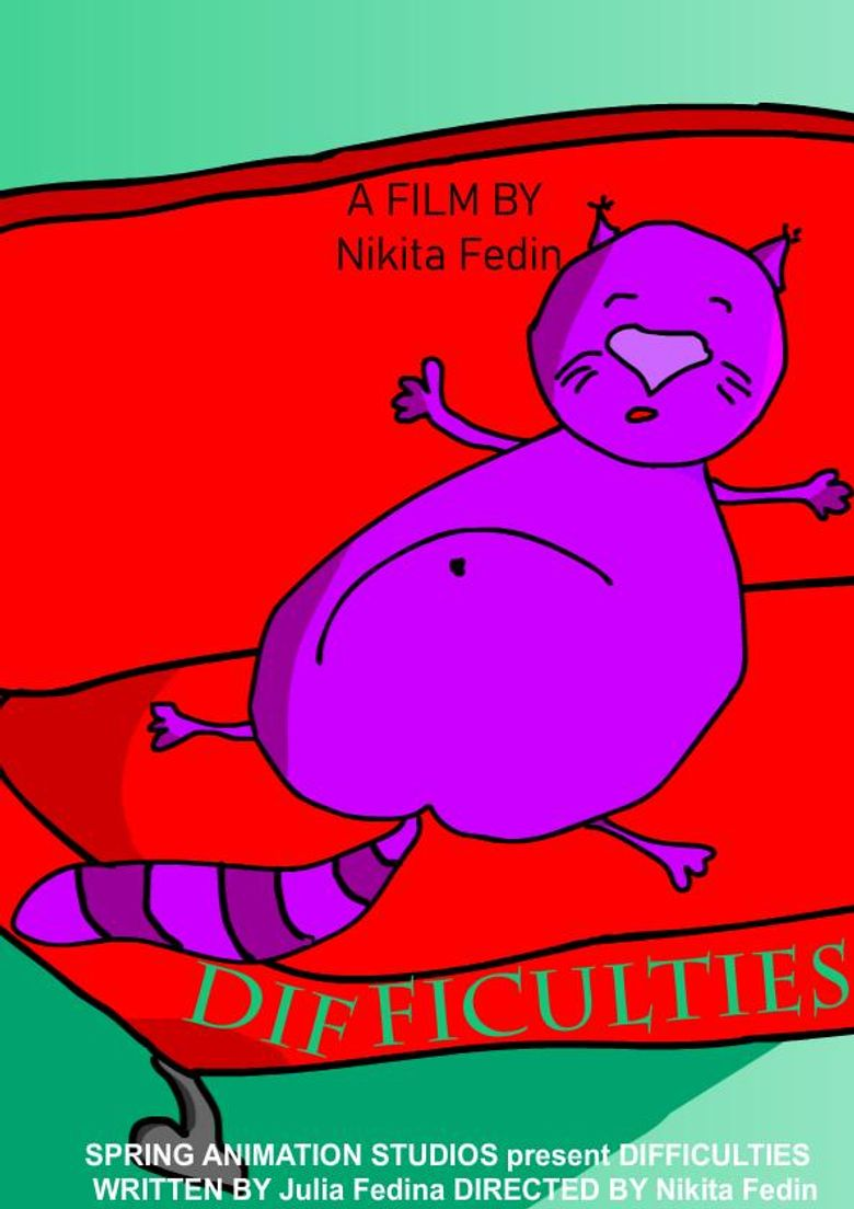 Difficulties Poster