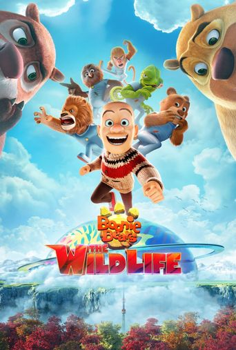 Boonie Bears: The Wild Life Poster