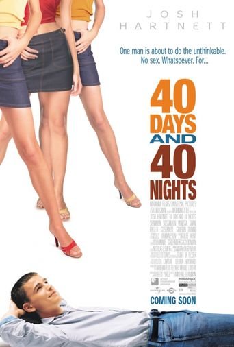 Watch 40 Days and 40 Nights