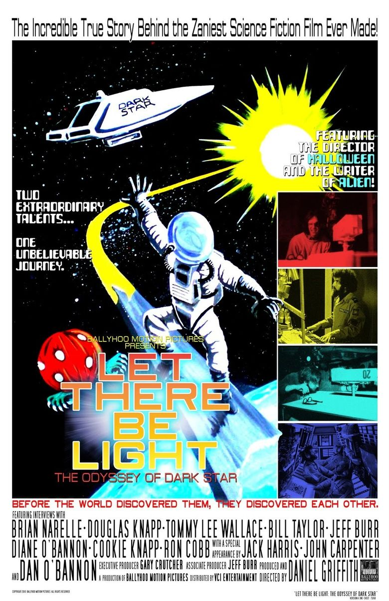 Let There Be Light: The Odyssey of Dark Star Poster