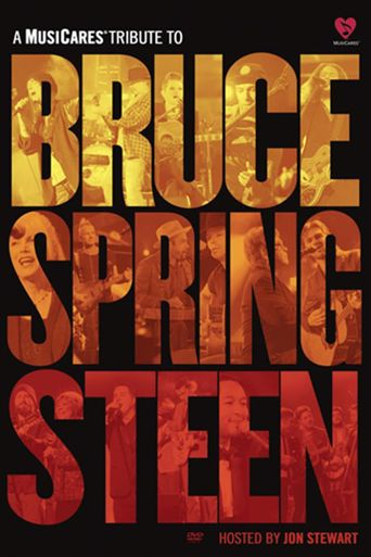 A MusiCares Tribute to Bruce Springsteen Poster