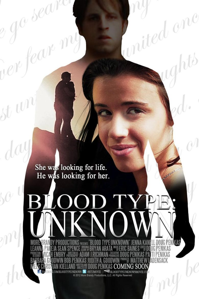 Blood Type: Unknown Poster