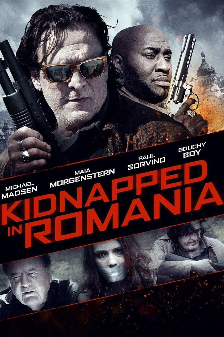 Kidnapped in Romania Poster