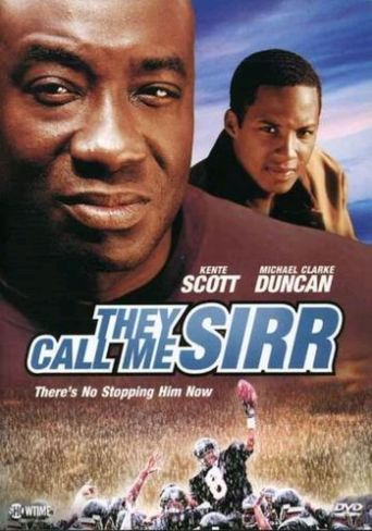 They Call Me Sirr Poster
