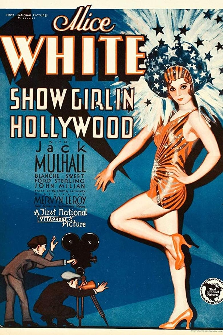 Show Girl in Hollywood Poster