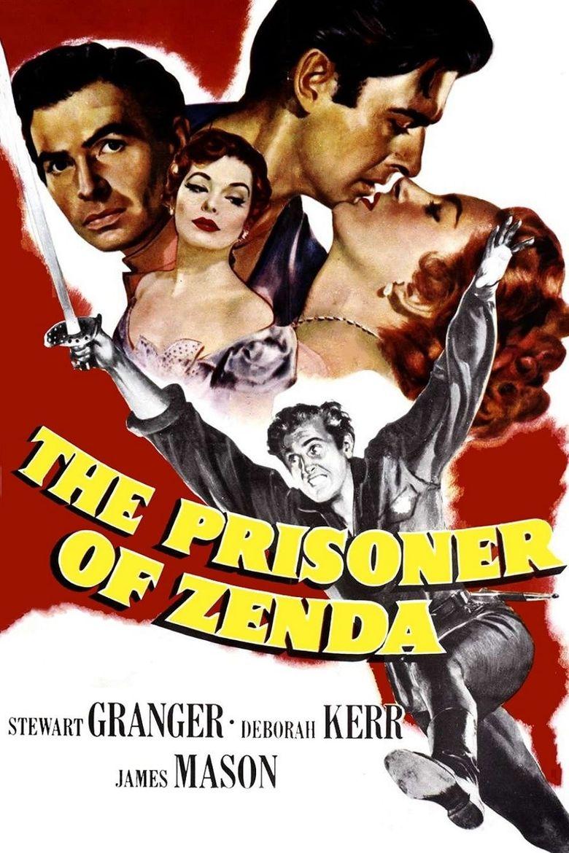 The Prisoner of Zenda Poster