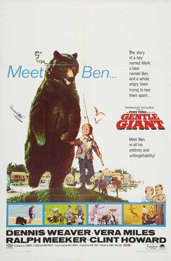 Gentle Giant Poster