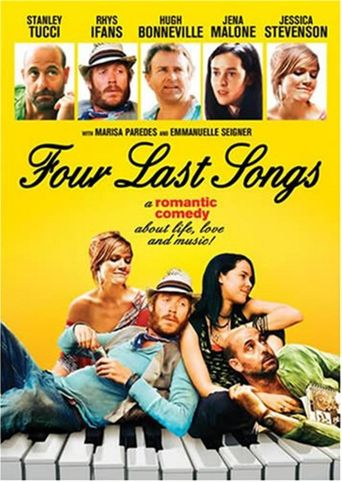 Four Last Songs Poster