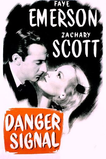 Danger Signal Poster