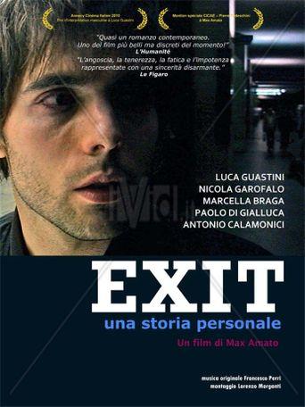 Exit: Una storia personale Poster