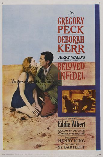 Beloved Infidel Poster